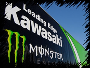 Mosnter Energy Leading Edge Kawasaki Kamloops Race Report