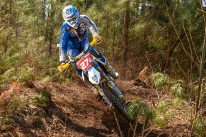 HUSQVARNA'S ARGUBRIGHT BATTLES AT GLEN HELEN MUDDER, MIKE BROWN DOMINATES DOWN UNDER