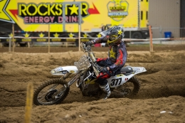 Rockstar Energy Husqvarna Factory Makes Up Ground In Deschambault