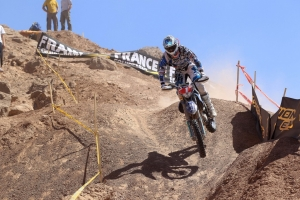 RENET & MCCANNEY LEAD HUSABERG AT EWC GP OF ARGENTINA