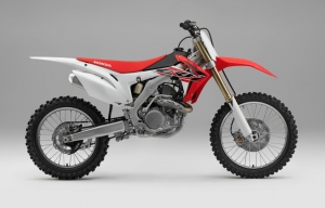 Honda Canada announces 2015 CRF450R and 250R