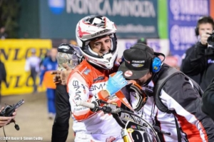MotoConcepts Racing: ANAHEIM 1 SX Report