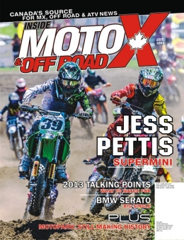 Inside MotoX & Off Road Volume 12 Issue 02