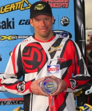 Can-Am racer Josh Frederick suffered a fractured vertebrae in a crash in the Lake Havasu round of the World Off-Road Championship Series