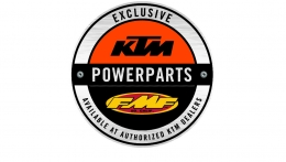 KTM ANNOUNCES EXCLUSIVE NEW FMF RACING POWERPARTS