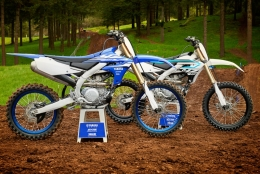 Yamaha Releases All-New YZ450F