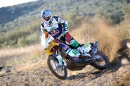 KTM's Marc Coma launches his rally season with the Desert Challenge
