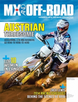 MX And Off-Road, Volume 13, Issue 2